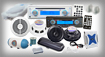 Marine Audio Accessories